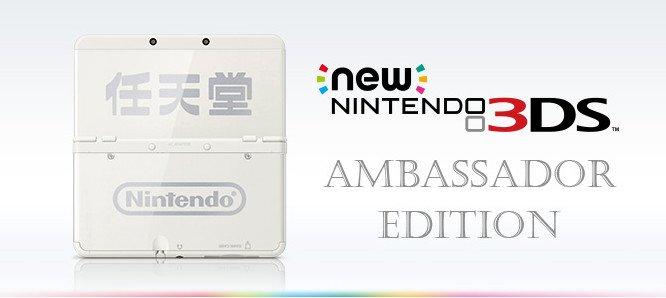 Opiniones y detalles New Nintendo 3DS (ambassador)