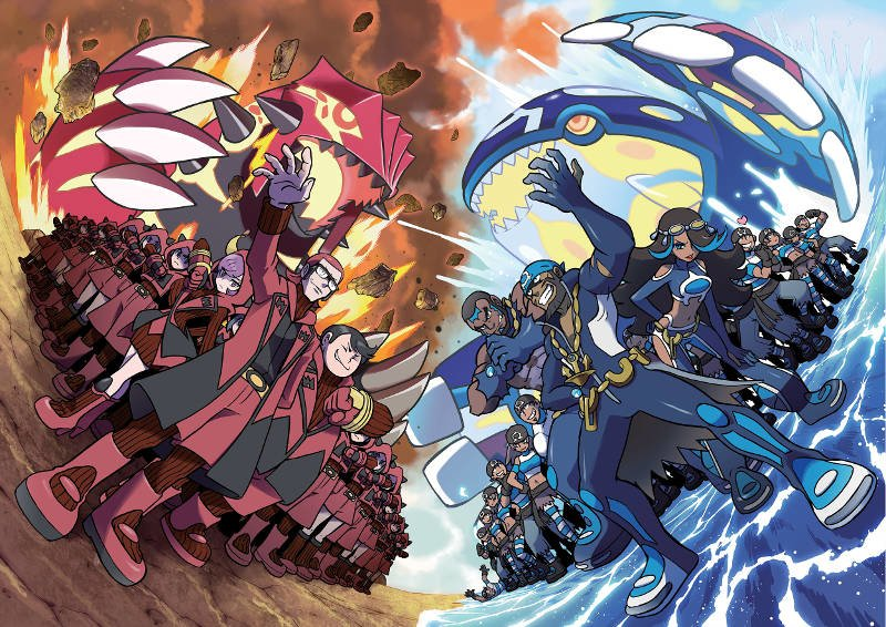 Pokemon ORAS EPIC