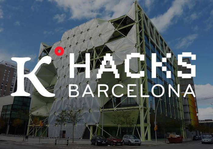 ¡Vamos a la Hackathon (Kairos Hacks) de Barcelona!