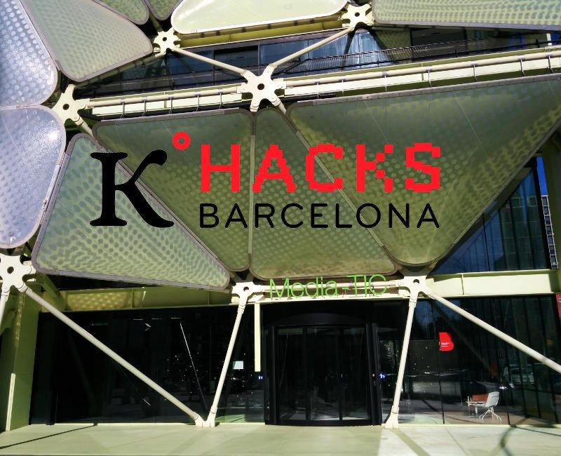 Mi experiencia en la Kairos Hack (Hackthon) de Barcelona 2015