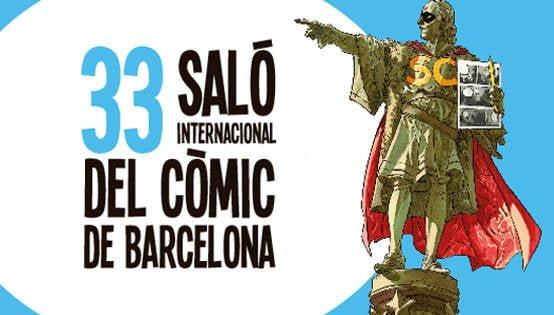Salón del Comic Barcelona 2015