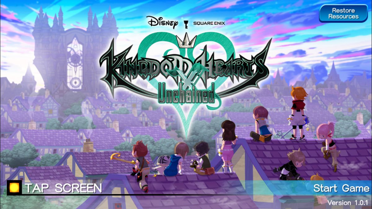 Review Kingdom Hearts Unchained X (Android y iOs)